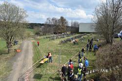 Die Strecken bei Hünsborn to be wild